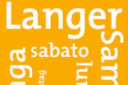 Logo Langer Samstag